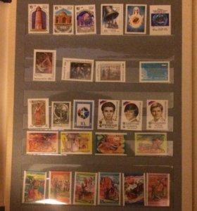 Коллекция марок