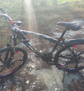 велосипед БМВ х1