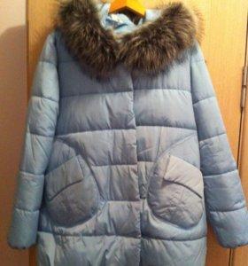Новая куртка  💙