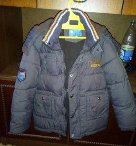 Зимняя куртка QIAOWEI