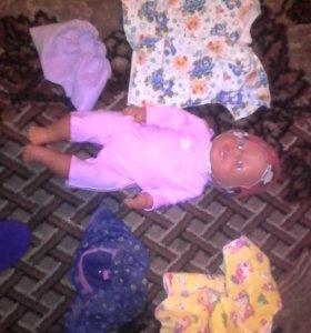 Кукла беби бон девочка