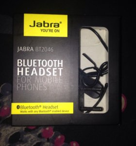 Bluetooth - ГАРНИТУРА