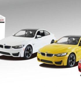 Машина р/у BMW M4 Coupe (на бат.), 1:14