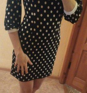 Платье, стрейч! Б/у 1 раз!!!