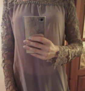 Блузка, шифон