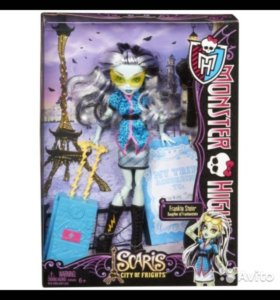 Новая кукла Monster high.