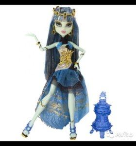 Новая кукла Monster high