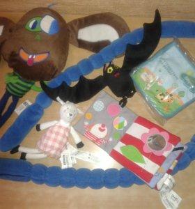 Развивающие игрушки из ИКЕА