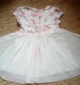 Платье нарядное на рост 110-116