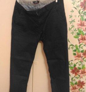 Джинсовые брюки в хорошем состоянии на рост 168