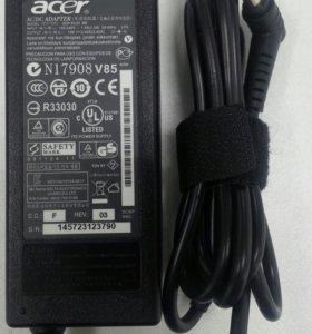 Оригинальное зарядное устройство Acer 19V 3.42A