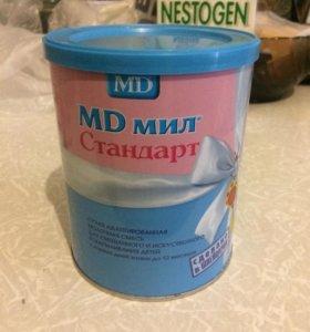 Детская смесь МД МИЛ Стандарт от 0 до 12 месяцев