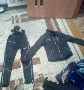 Лыжный (Разминочный) костюм