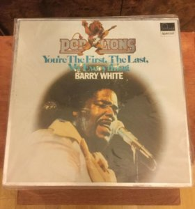 Винил  Barry White - You're The First