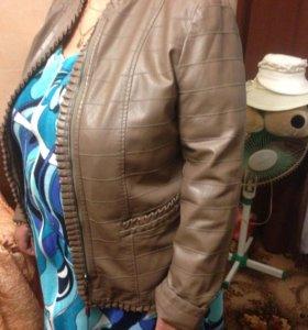 Куртка натуральная кожа НОВАЯ