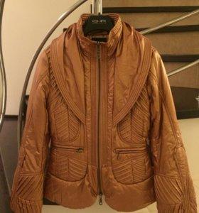 Курточка на сендипоне