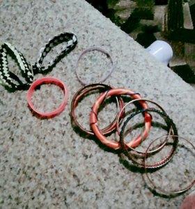 фенечки, индийские браслеты