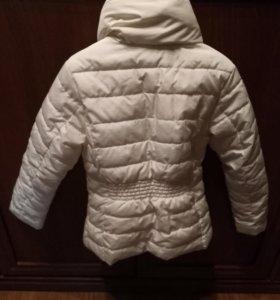 Куртка для девочки фирмы zara