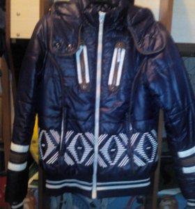 Женская куртка т.89002989623