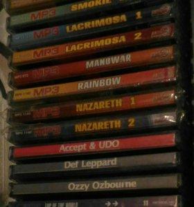 Коллекция cd.