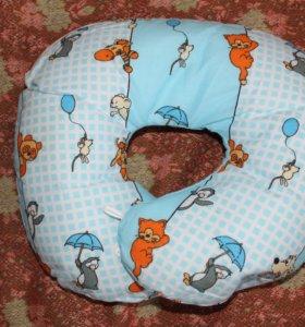 Подушка для купания малыша