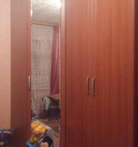 Два шкафа (угловой+шкаф прямой)