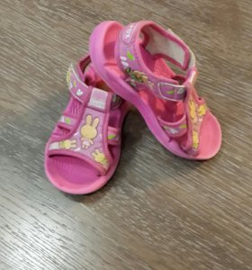 Детские туфельки