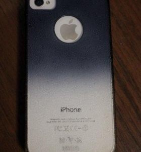Бампер iPhone 4/4s