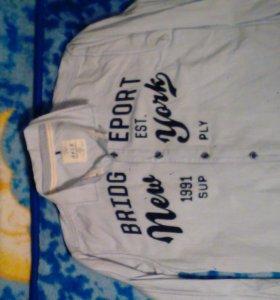 Рубашка 152 размер (12 лет)