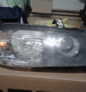 Фары на Nissan Almera N16