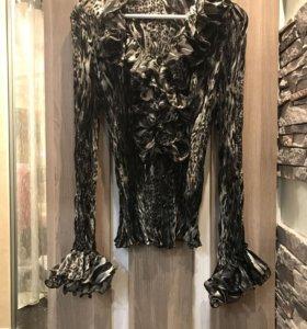 Блуза-жатка, кофта