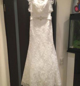 НОВОЕ свадебное платье, ТОРГ
