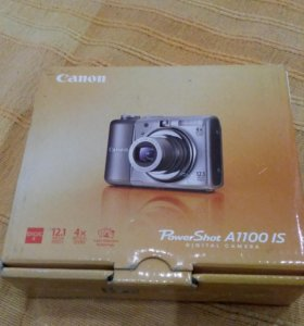 Canon PowerShot A 1100IS