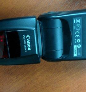 Вспышка Canon Speedlight 580 EX ll 2