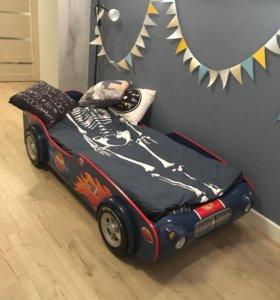 Кровать - машинка