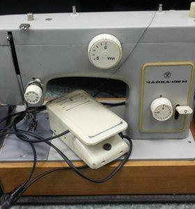 Швейная машинка Чайка 132м с электроприводом