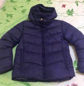 Куртка на мальчика 152