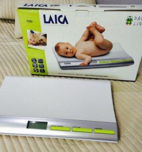 Весы для новорожденных.