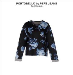 Свитшот кофта толстовка Pepe jeans London