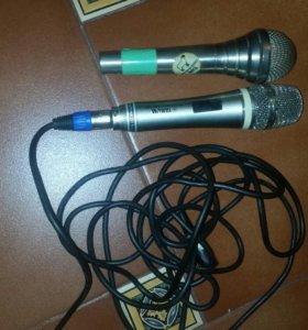 Микрофон YANAHA