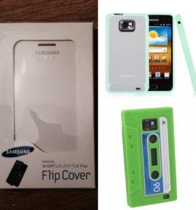 Чехлы для Samsung galaxy s2 i9100 i9105