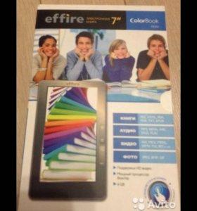 Effire электронная книга, букридер