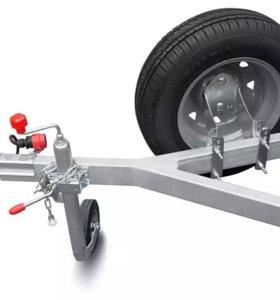 Кронштейн крепления запасного колеса для прицепа