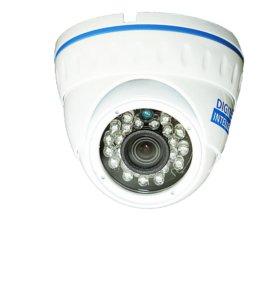 Сетевая компактная видеокамера Digital intellect