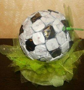 Футбольный мяч ⚽