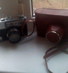 Плёночный фотоаппарат Фэд-5