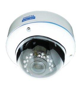 Сетевая купольная видеокамера Digital intellect