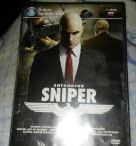 Диск Антология SNAIPER (снайпер)