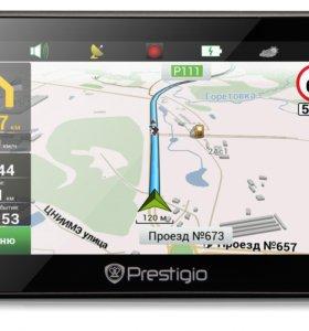 Обновление карт любых навигаторов