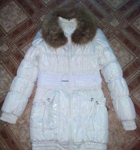 Зимняя куртка 44-46-48 р -р